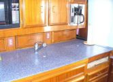 Clean Corian Counter